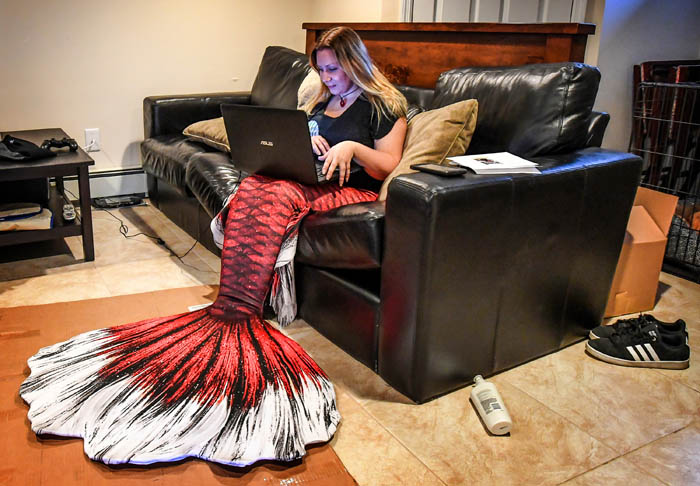 For some, the magical world of mermaids means more than just animated Disney characters. It's a lifestyle that encourages camaraderie and a sense of belonging. This is so much the case for the members of the Long Island Mermaid Pod — a group of men and women who perform or practice as mermaids and mermen — that has grown from seven people to about 30 active members on Long Island.