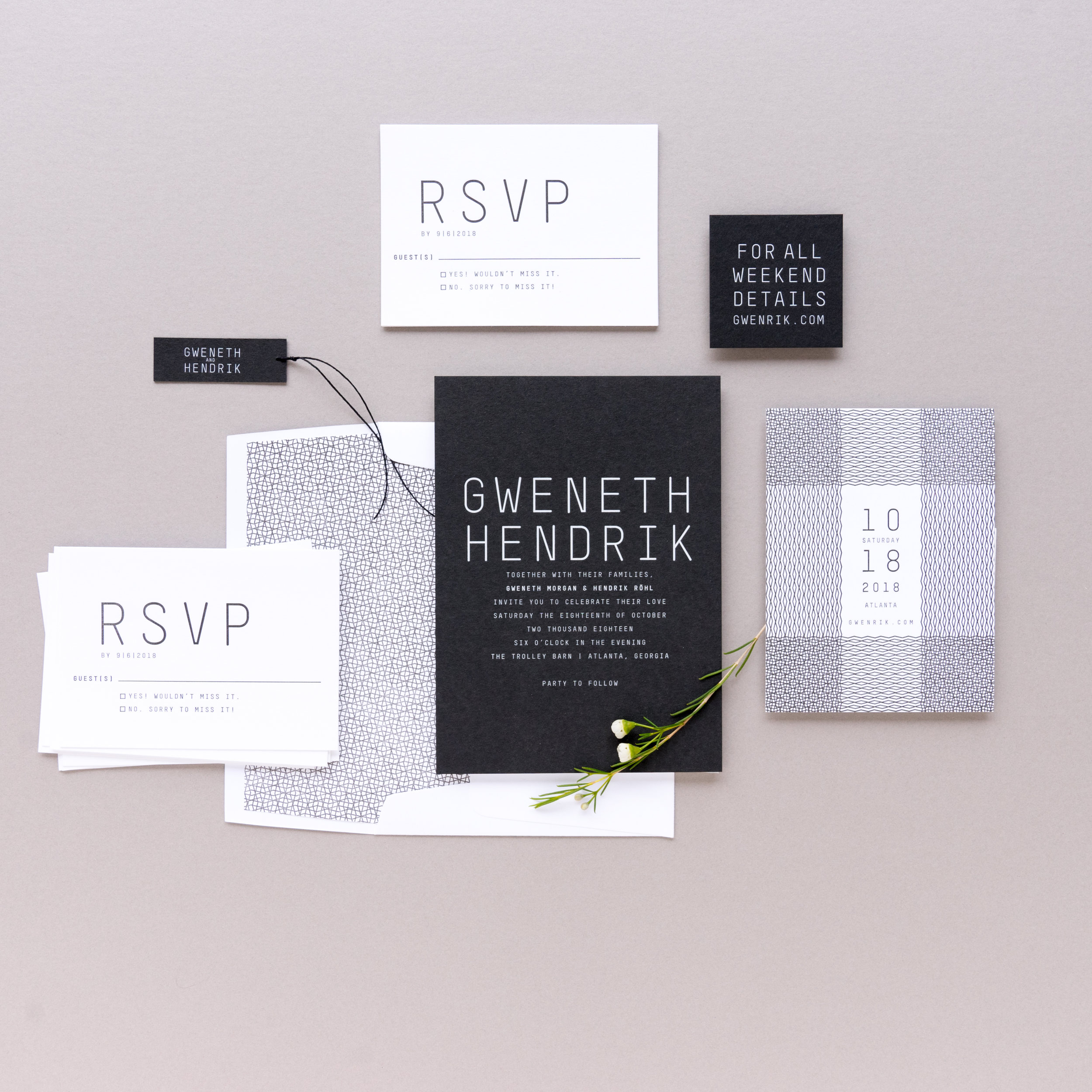 Hendrick - 2018 Collection