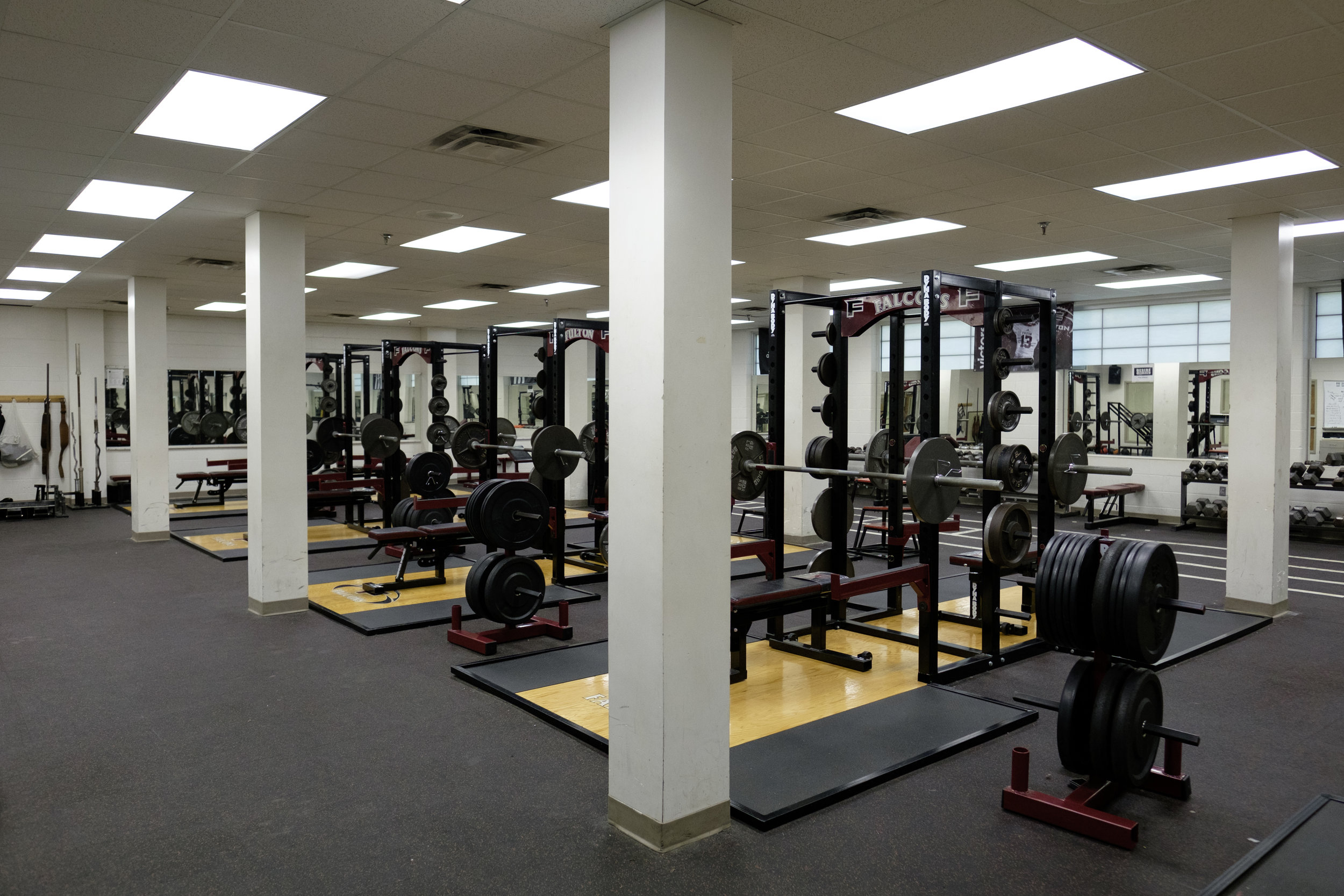 Lift Life Foundation_Fulton High School June 2016_Weight Room Empty 001.jpg