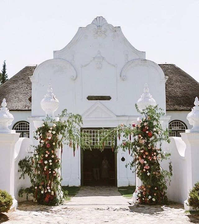 For the love of small town churches, adore this unique Cape Dutch architecture found in South Africa #regram @idobox . . . . #househunting #toocute #capedutch #capedutcharchitecture #southafrica #boland #lifeiscolorful #architecture #countryside #countrysideliving #rural_love #thatsdarling #pursuepretty #classic #heritage #travels #goingtothechapel #wedding #southafricanweddings #destinationweddings #luxurywedding #tulbagh