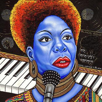 A Part of Nina Simone