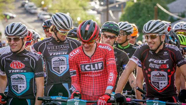 On the Start Line