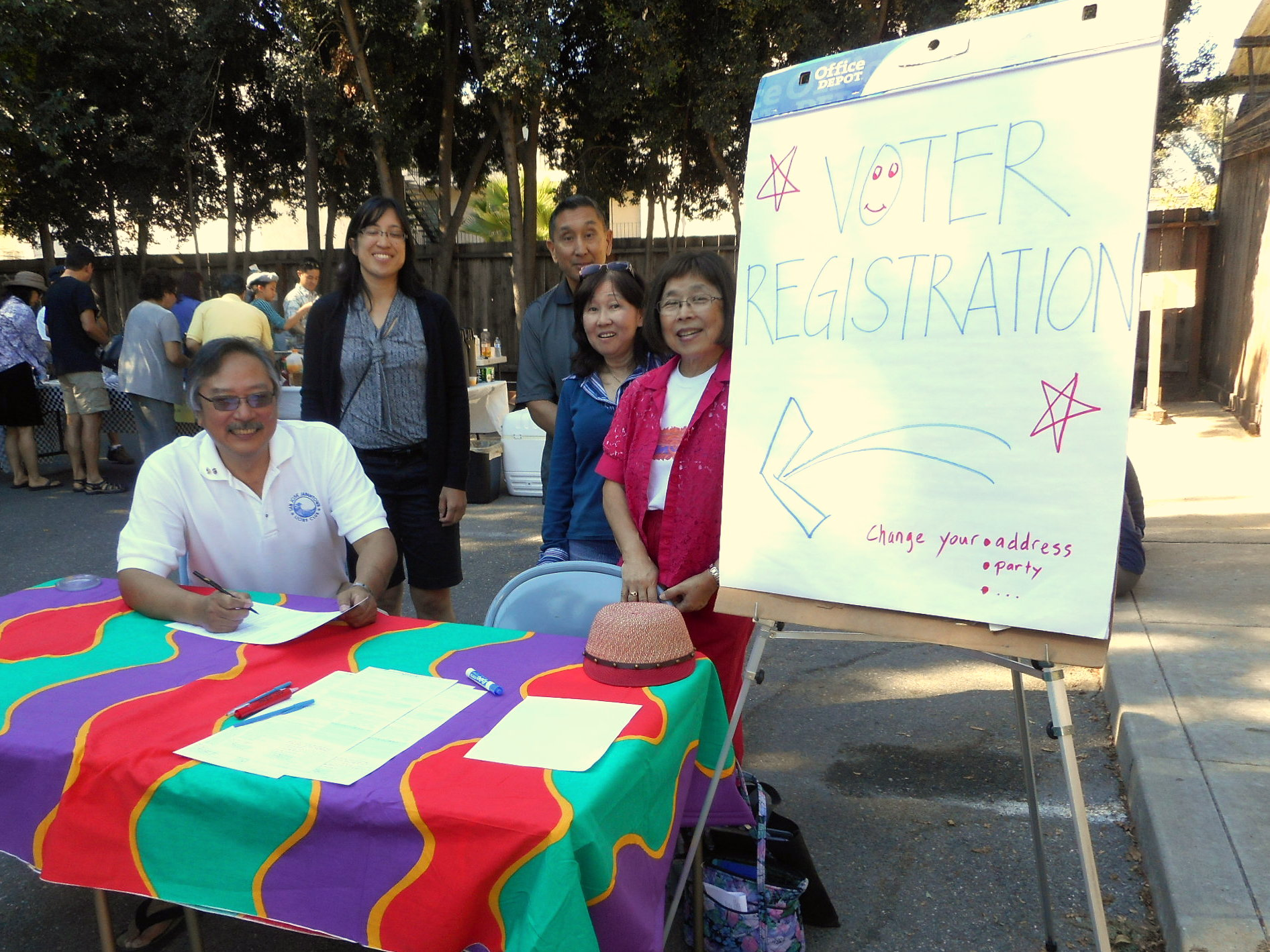 Voter Registration Drive
