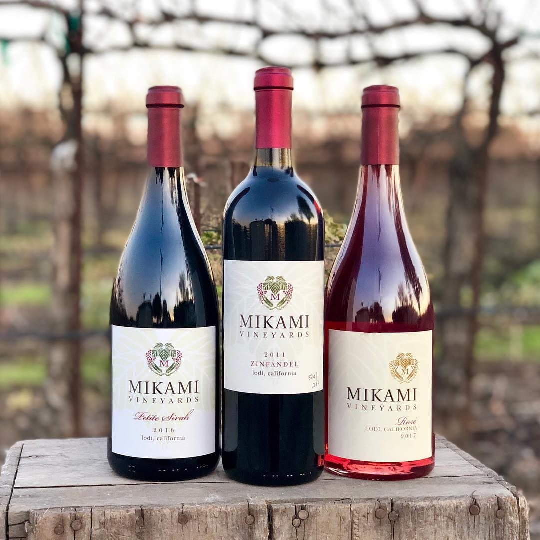 Photo:  Mikami Vineyards Facebook Page