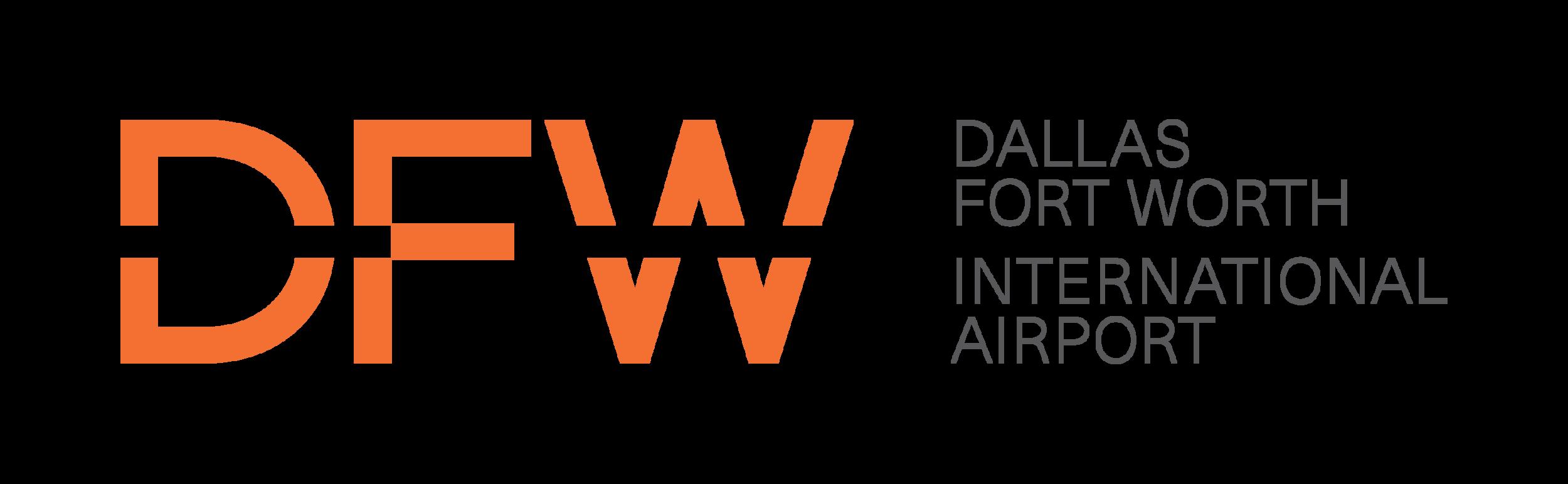 DFW International Airport Logo