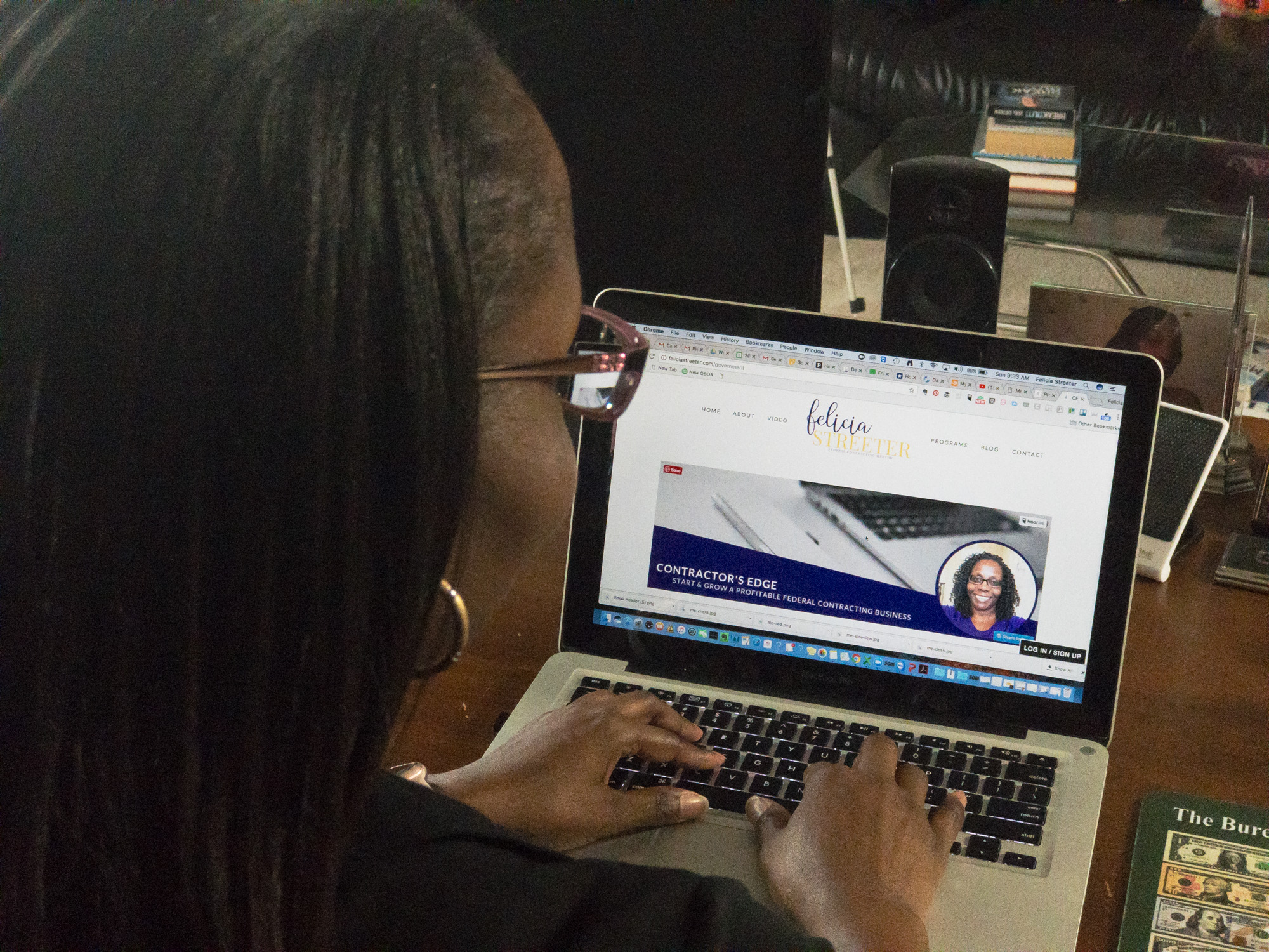 """My Mission Is To... - Create An Army Of People That Are Changing The Game For Themselves Their Families And Their Generations To Come. Creating a successful federal contracting business is possible for you, and I can help you do just that!"""""""
