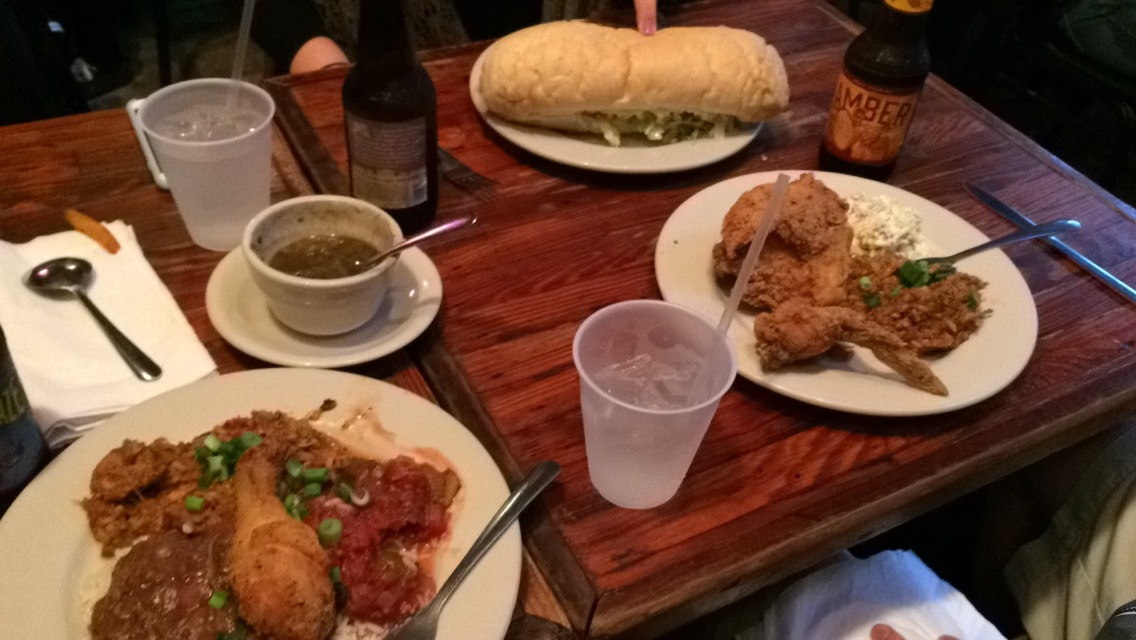 Serving Classic Southern Food at Coop's Place