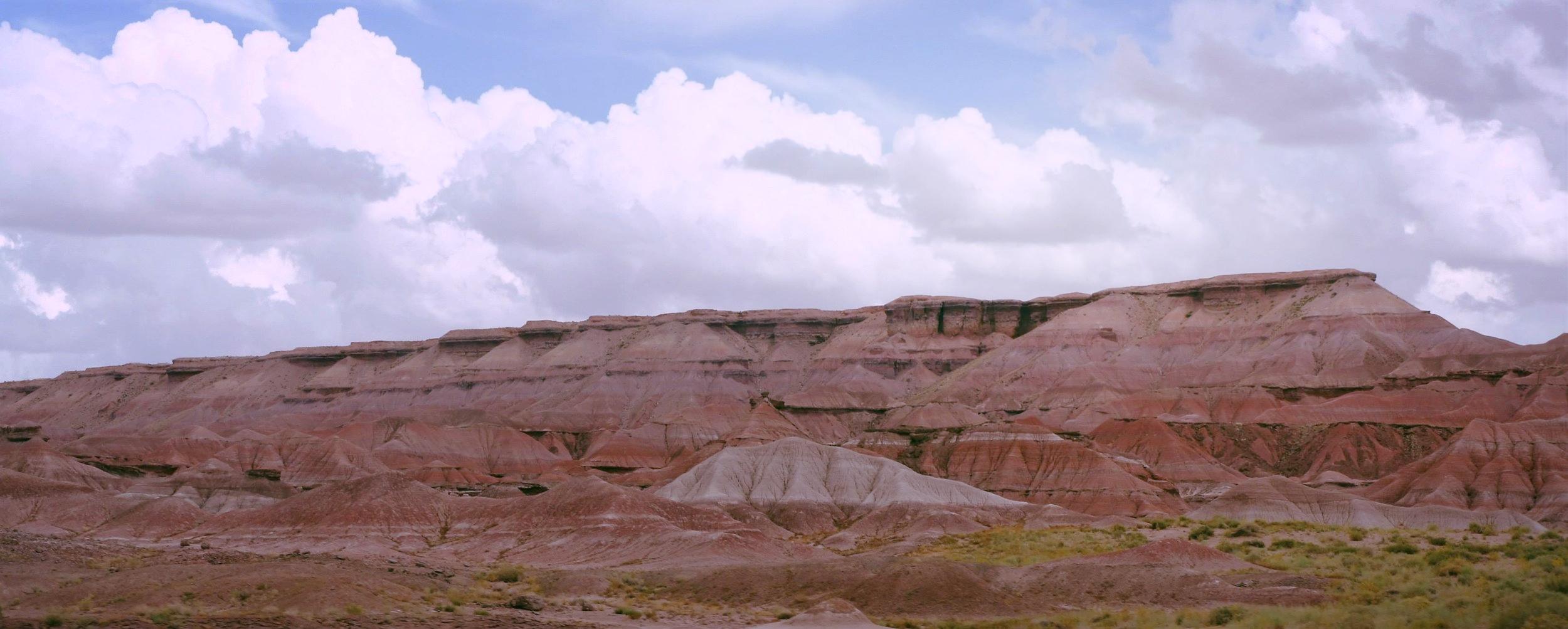 Red Rock Ridges