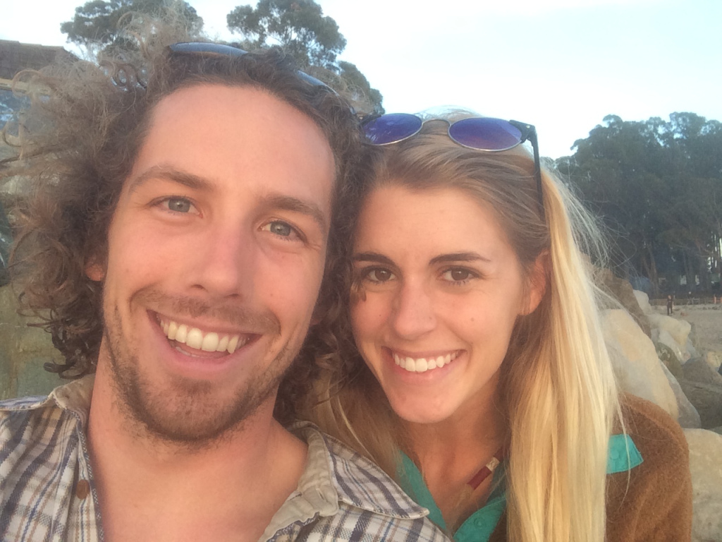 Travelers, Bloggers, and Free Spirits Mike Stone and Lyndsay Babbit