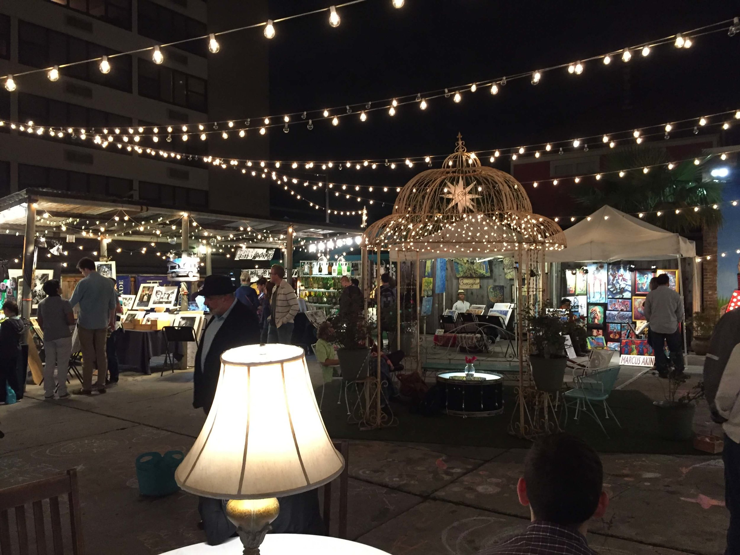 Art Market in New Orleans
