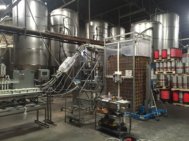 NOLA Brewery Tour