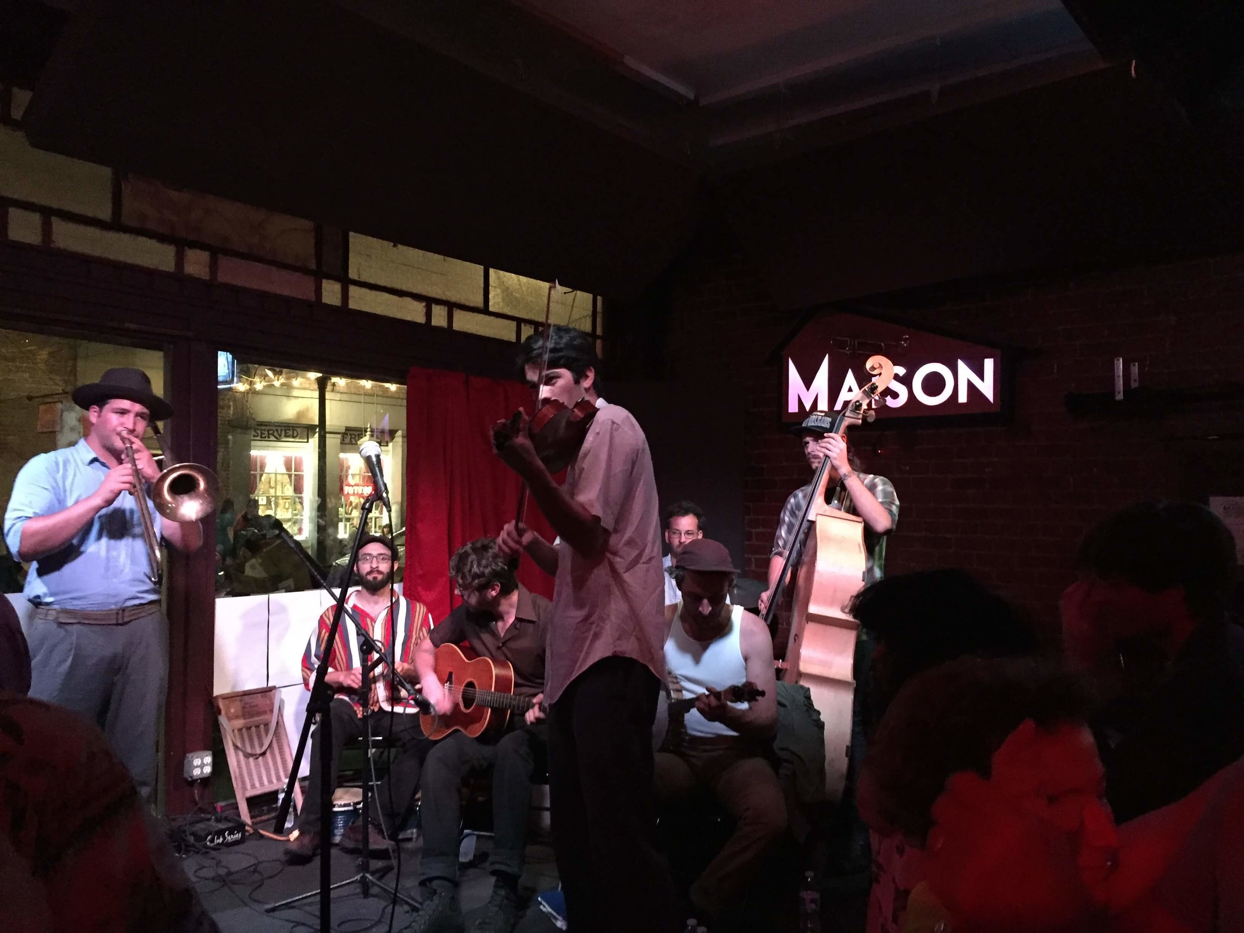 The Maison on Frenchmen Street