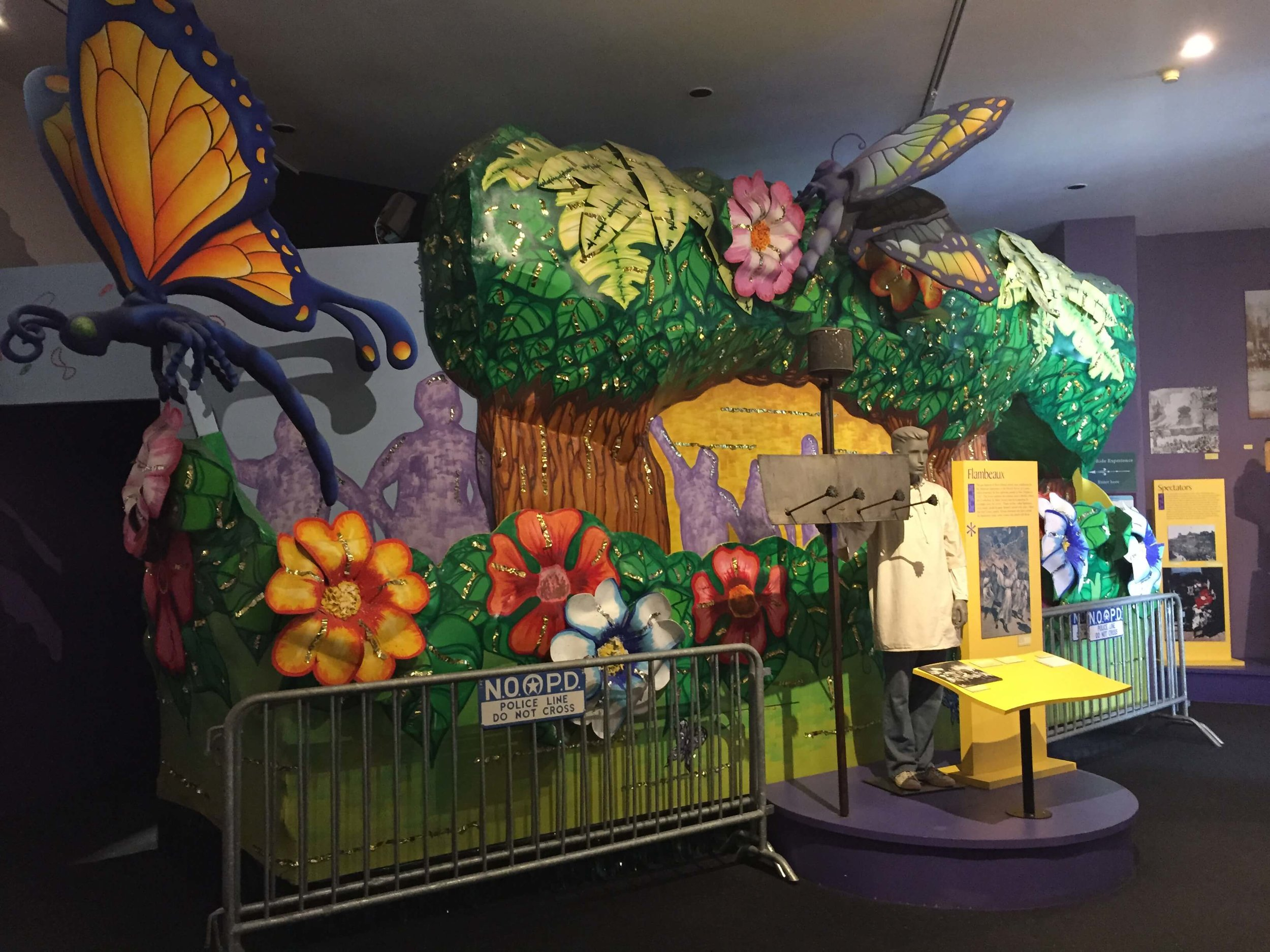 Mardi Gras Museum in New Orleans