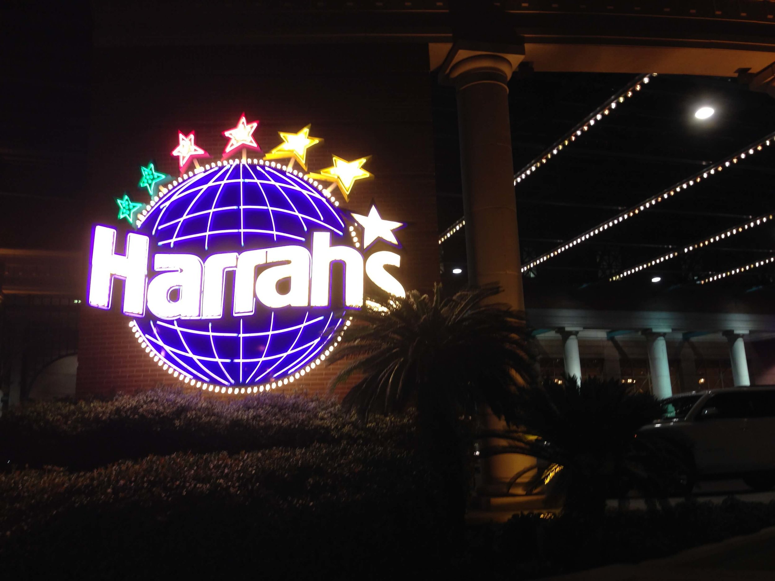 Harrah's Casino, New Orleans.