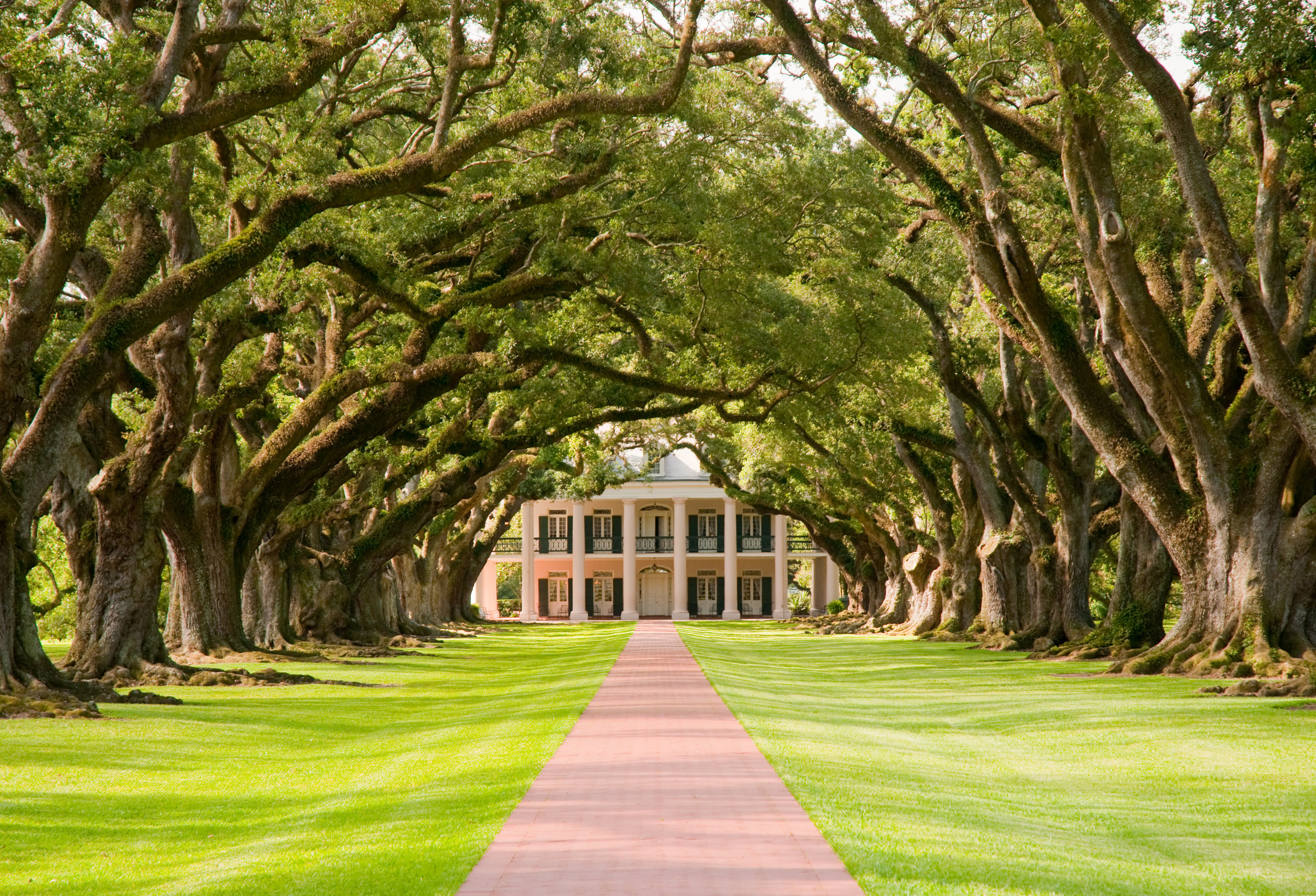 Oak Alley Plantation (Getty Images)