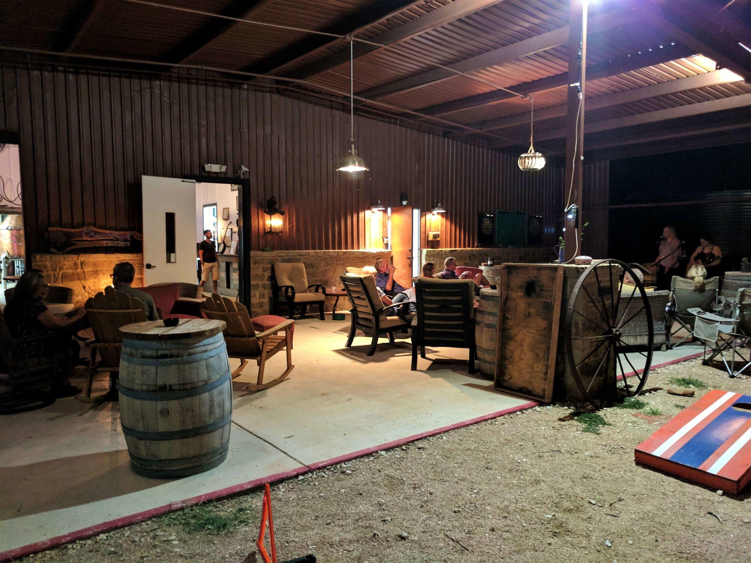 Crystal Creek Distillery