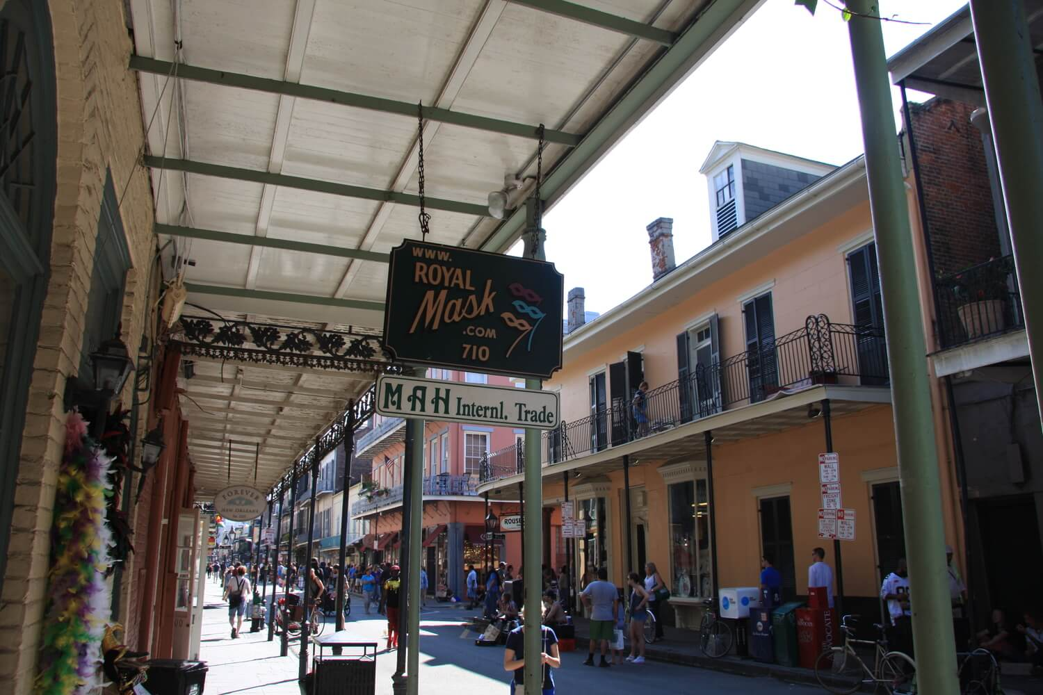 Shopping in the French Quarter. #9 in Best Things to Do in the French Quarter.