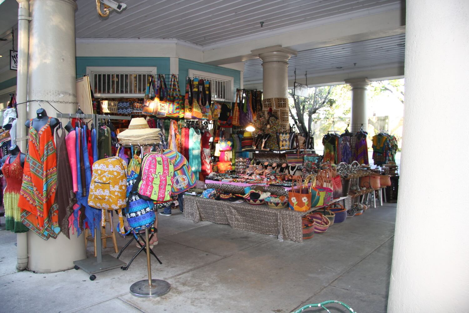The French Market in New Orlean's French Quarter. #10 in Best Things to Do in the French Quarter.
