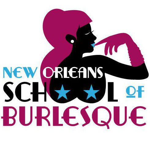 New Orleans School of Burlesque. A saucy activity for your bachelorette party in New Orleans. Image courtesy of NOLA School of Burlesque.