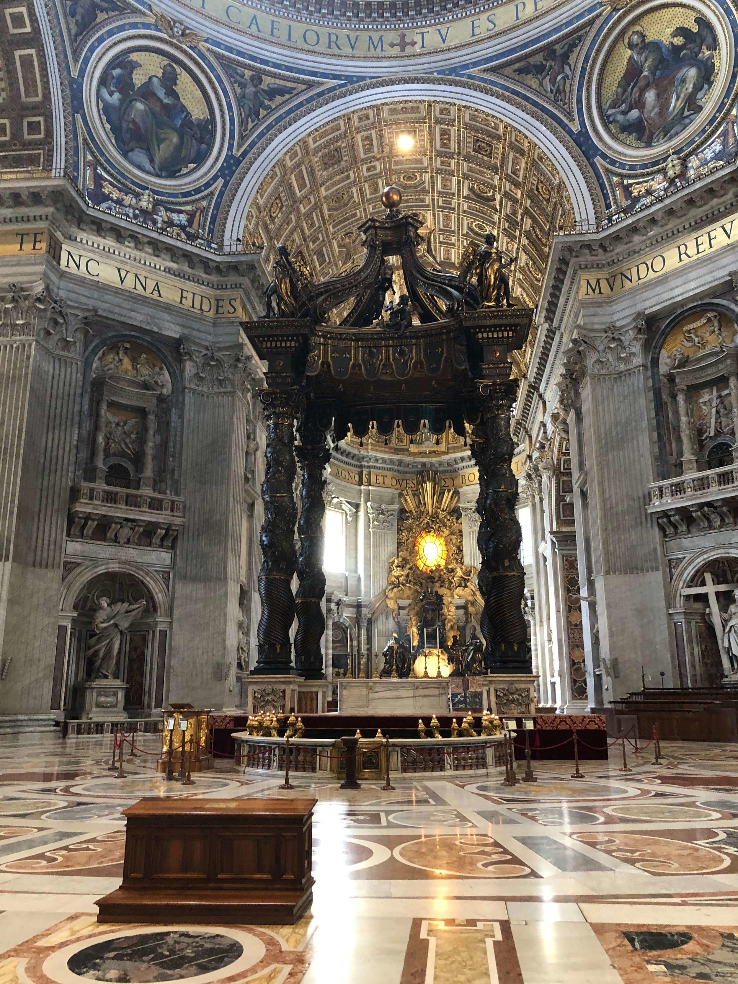 Michelangelo's Design