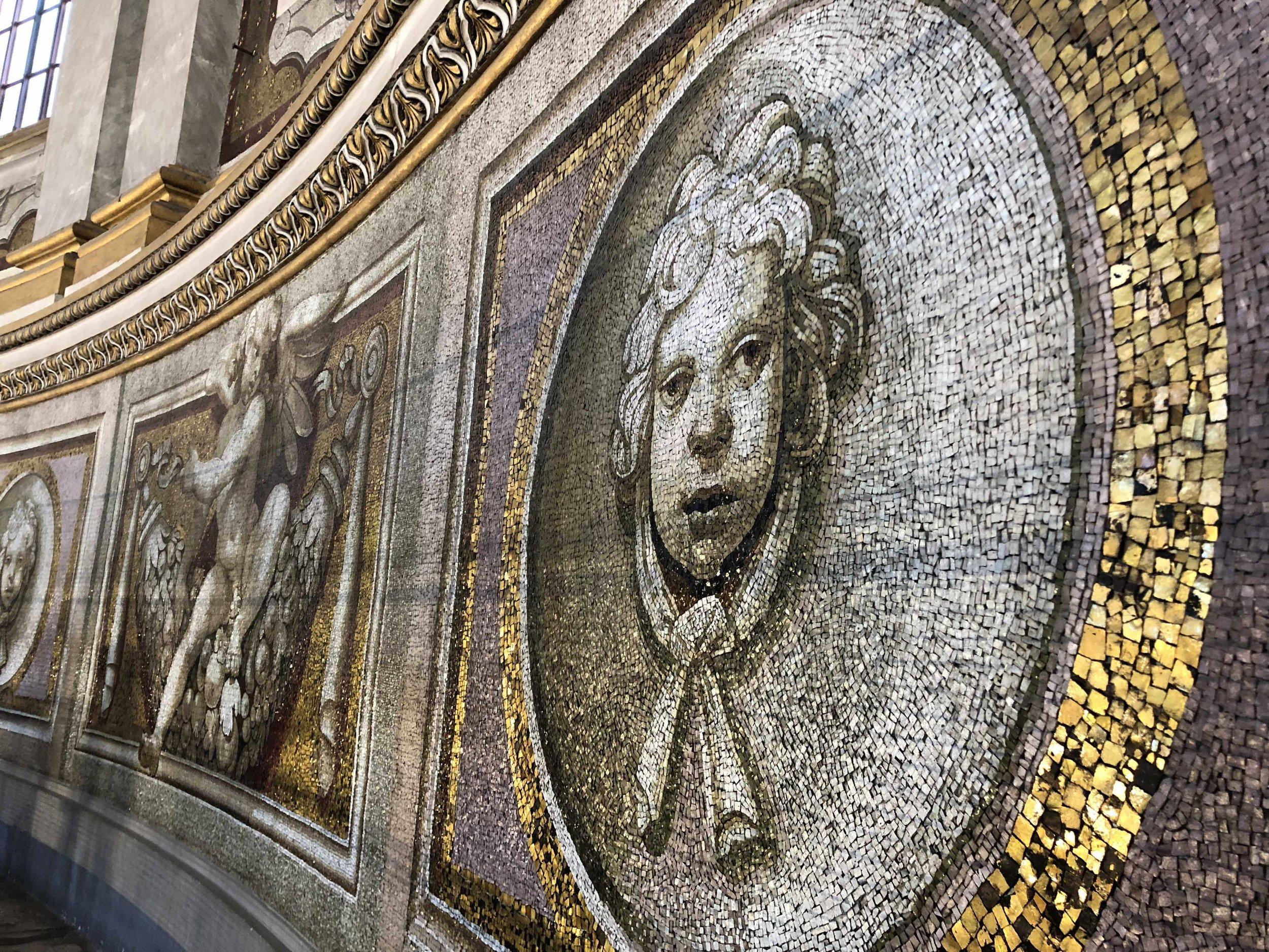 Full of Mosaics