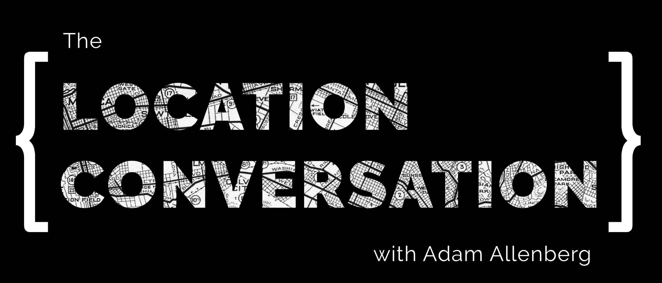 Location Conversation podcast cover art
