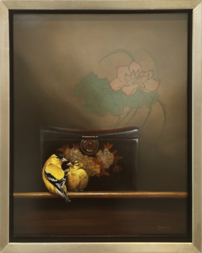 """FINCHES AND BOX 