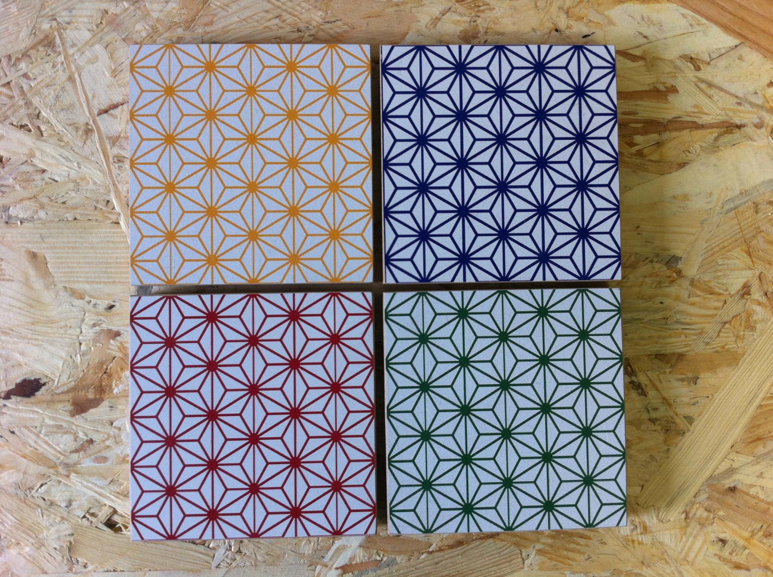 4 étoiles patterns color ànouveau upcycling écodesign.JPG