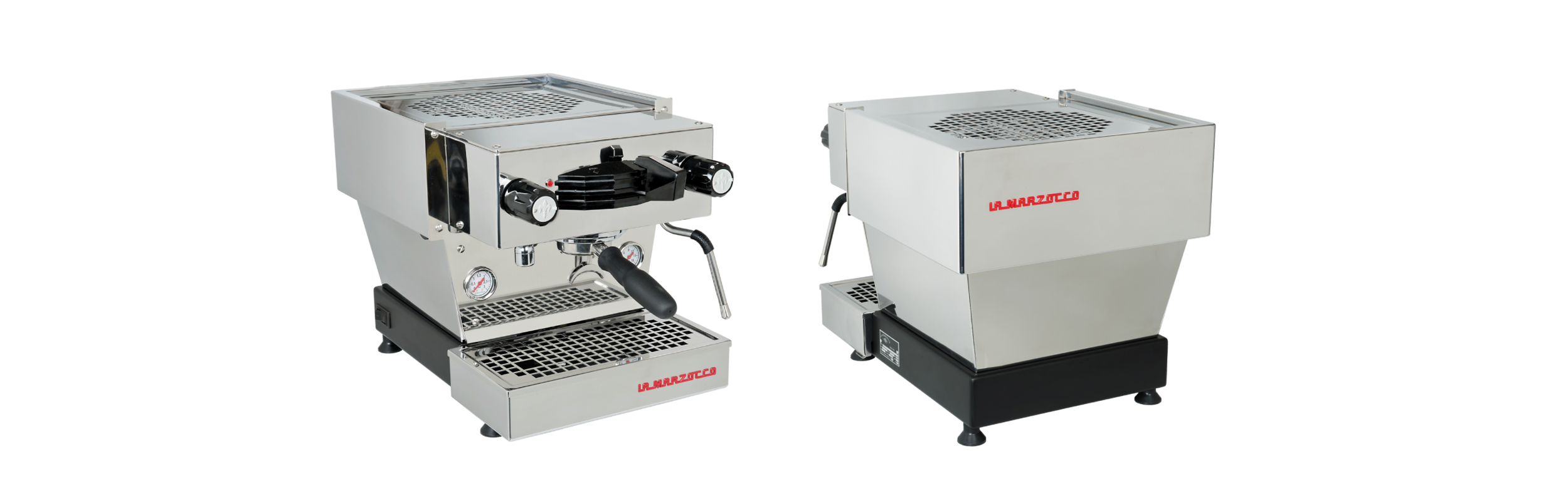 The classically styled Linea Mini, photo courtesy of La Marzocco Home, click through to purchase.