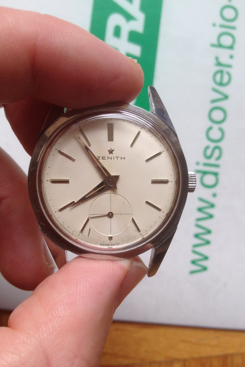 Just a nice honest, vintage watch here.  Picture from the FS posting on omegaforums.net, click through for more info.