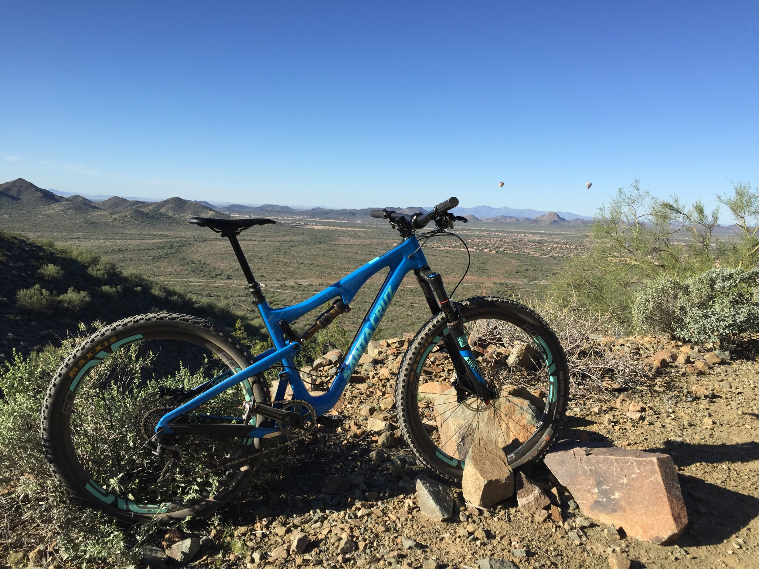 The Santa Cruz 5010 is a great bike, that I just couldn't get myself to buy.
