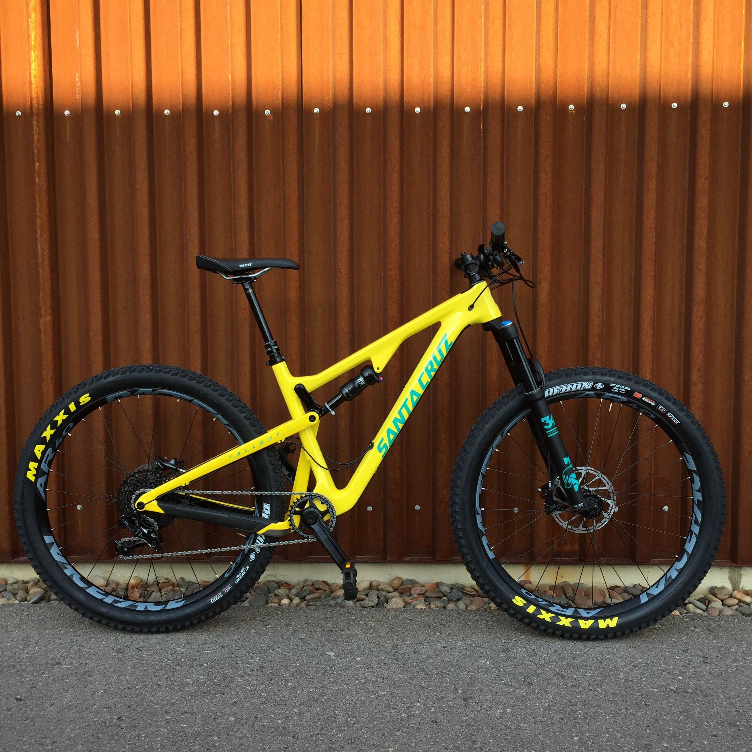 Santa Cruz Tallboy 3 Carbon C S+
