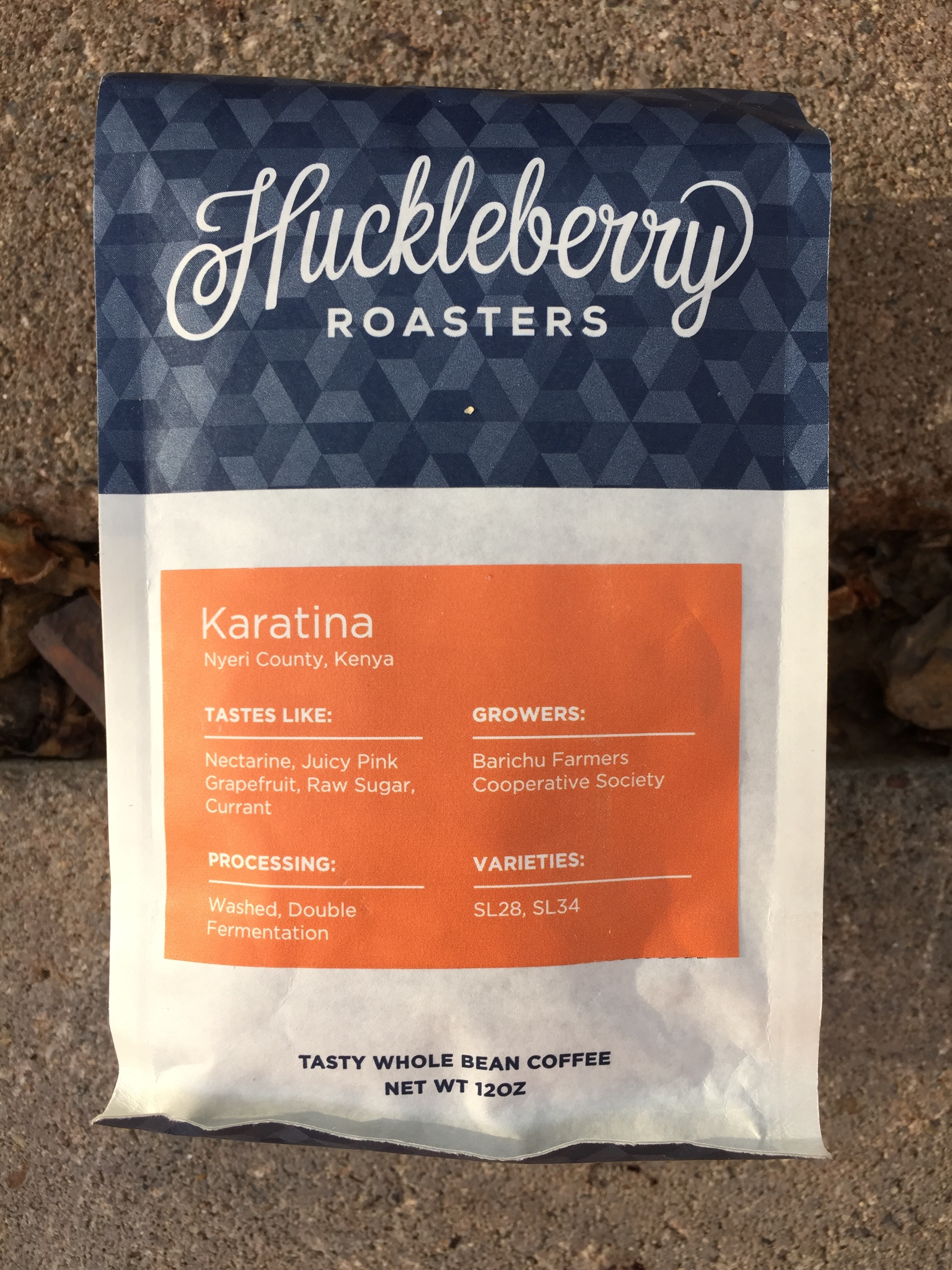 Huckleberry Roasters Kenya Karatina