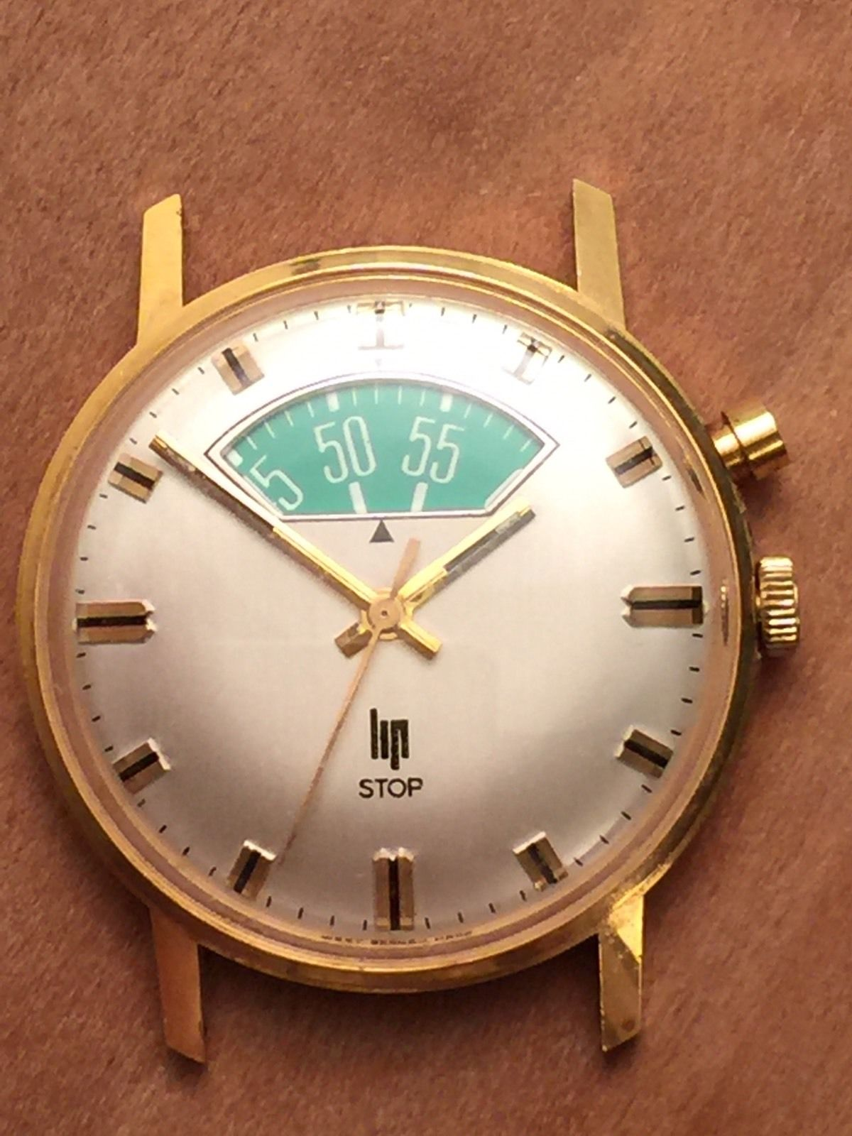 Doesn't get much more nostalgic and retro than this classy piece. Photo from eBay listing, click through to purchase.