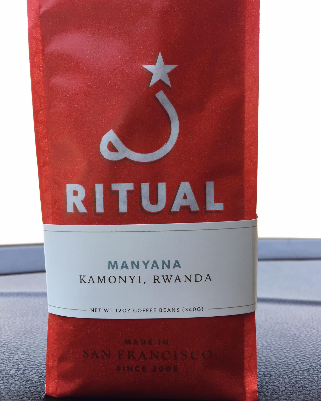 Ritual Manyana Rwanda