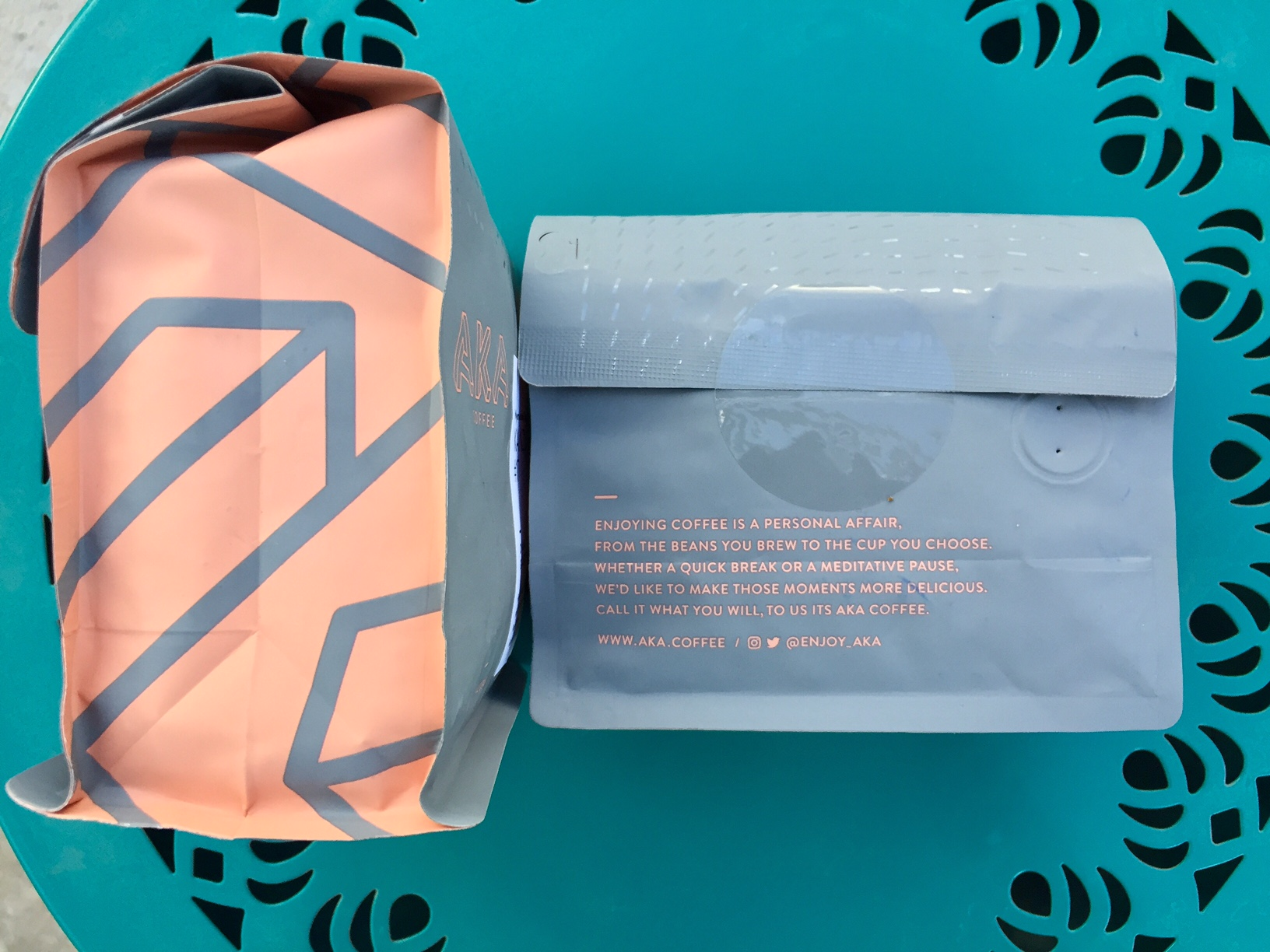 I love all of the details, colors, patterns, textures, information on these bags... inside too!