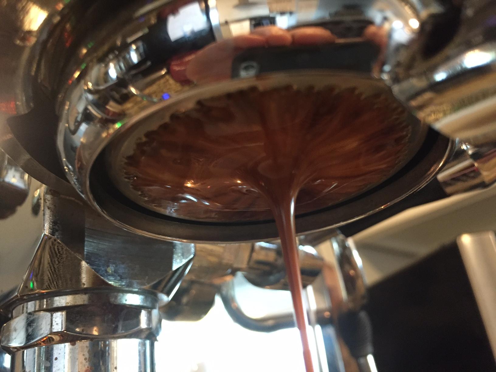 Verve Ethiopia Sakaro Espresso Shot.JPG