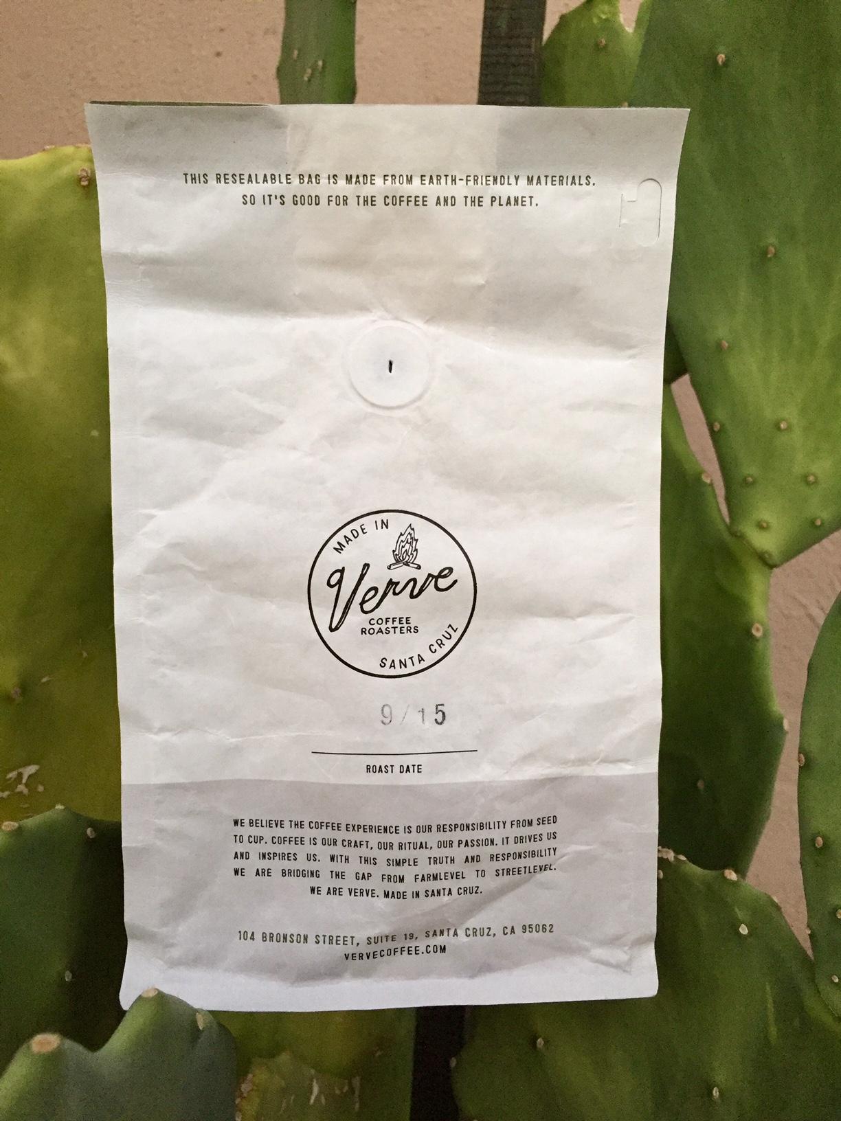 Verve Coffee Roasters Ethiopia Sakaro