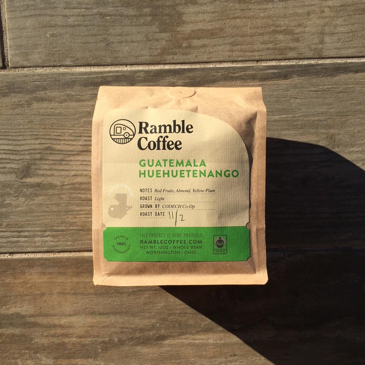 Ramble Coffee Guatemala Single Origin.JPG
