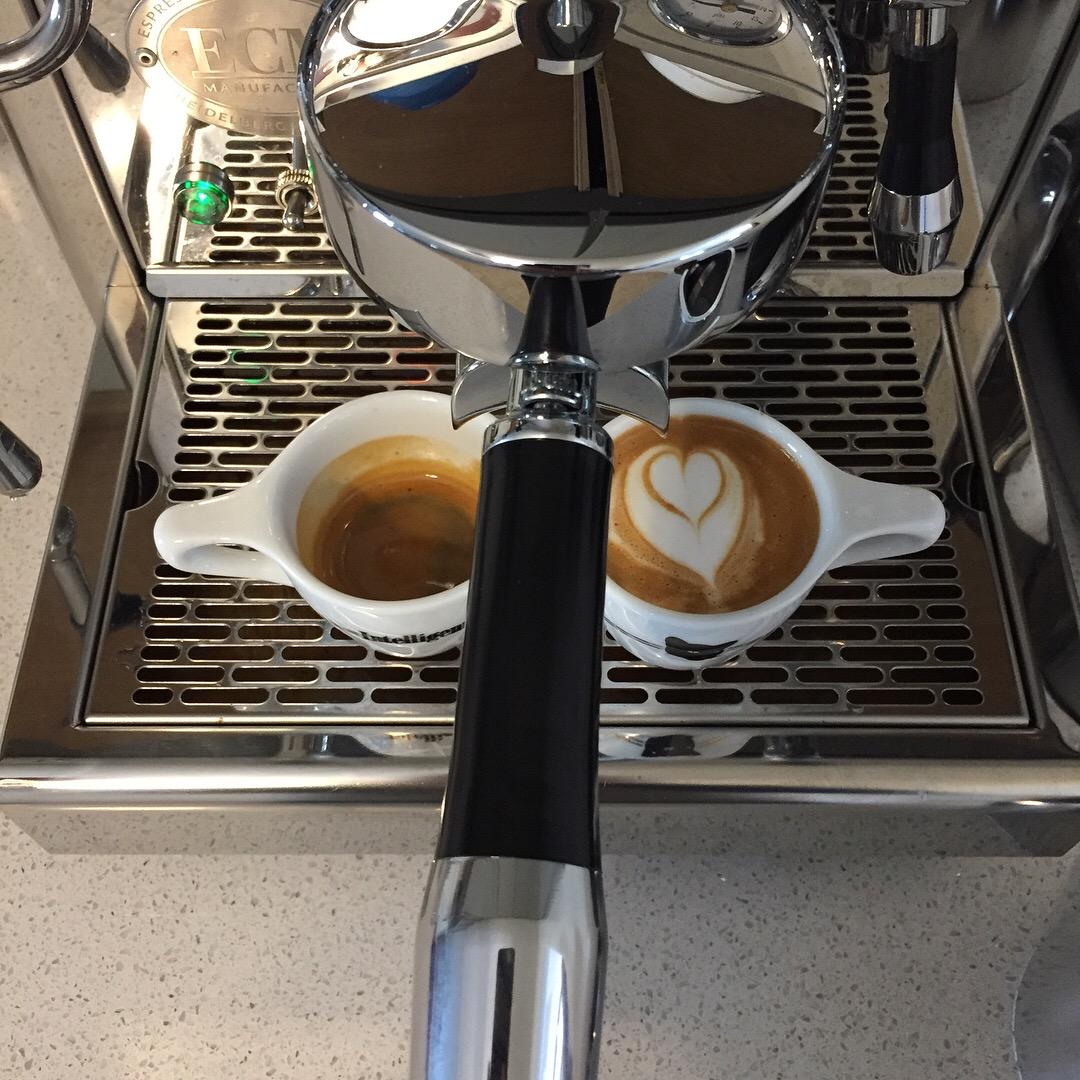 Crema Coffee Roasters 1&1