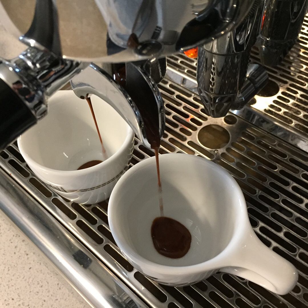 Crema Coffee Roasters Espresso