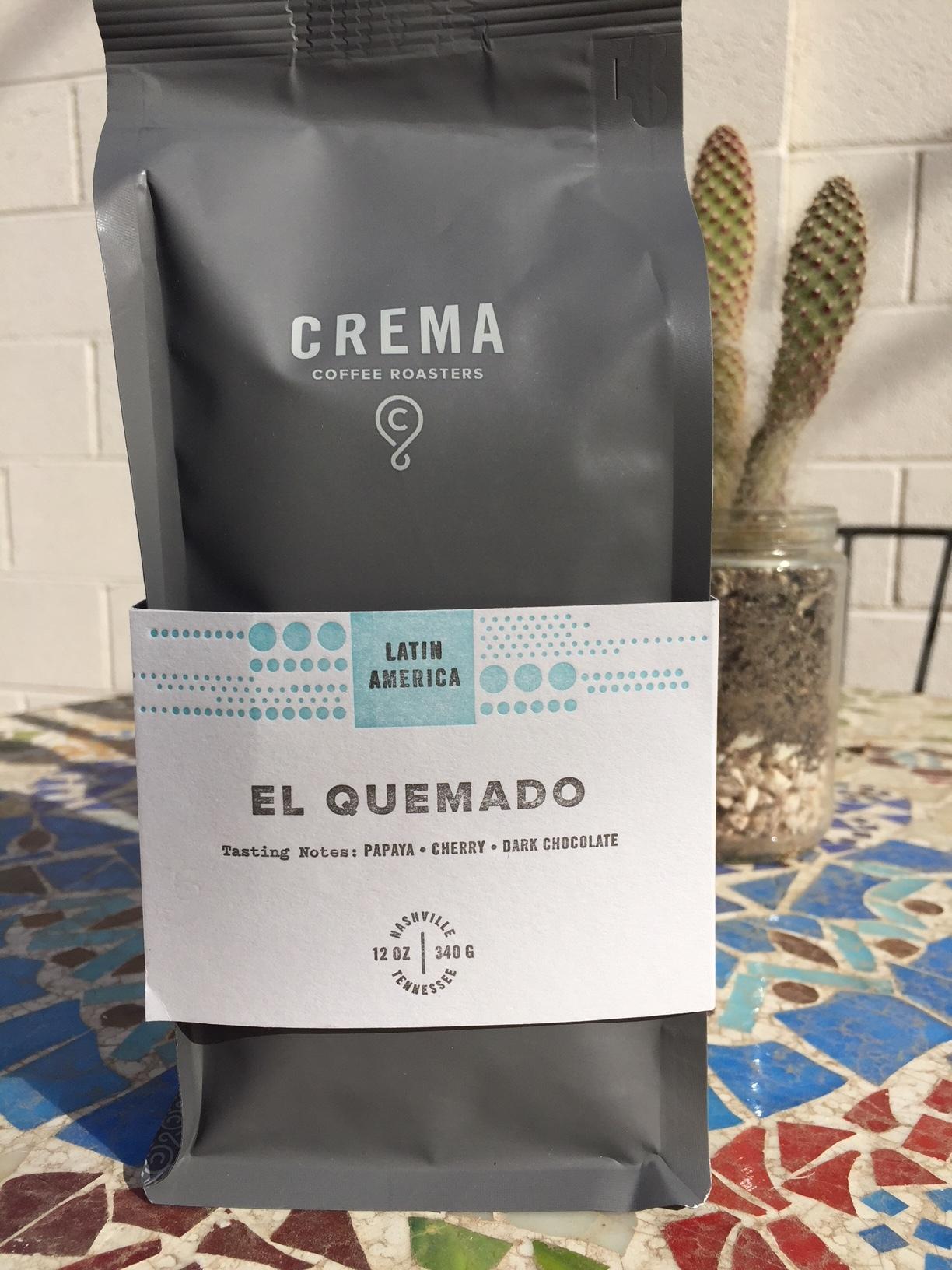 Crema Coffee Roasters El Quemado.JPG