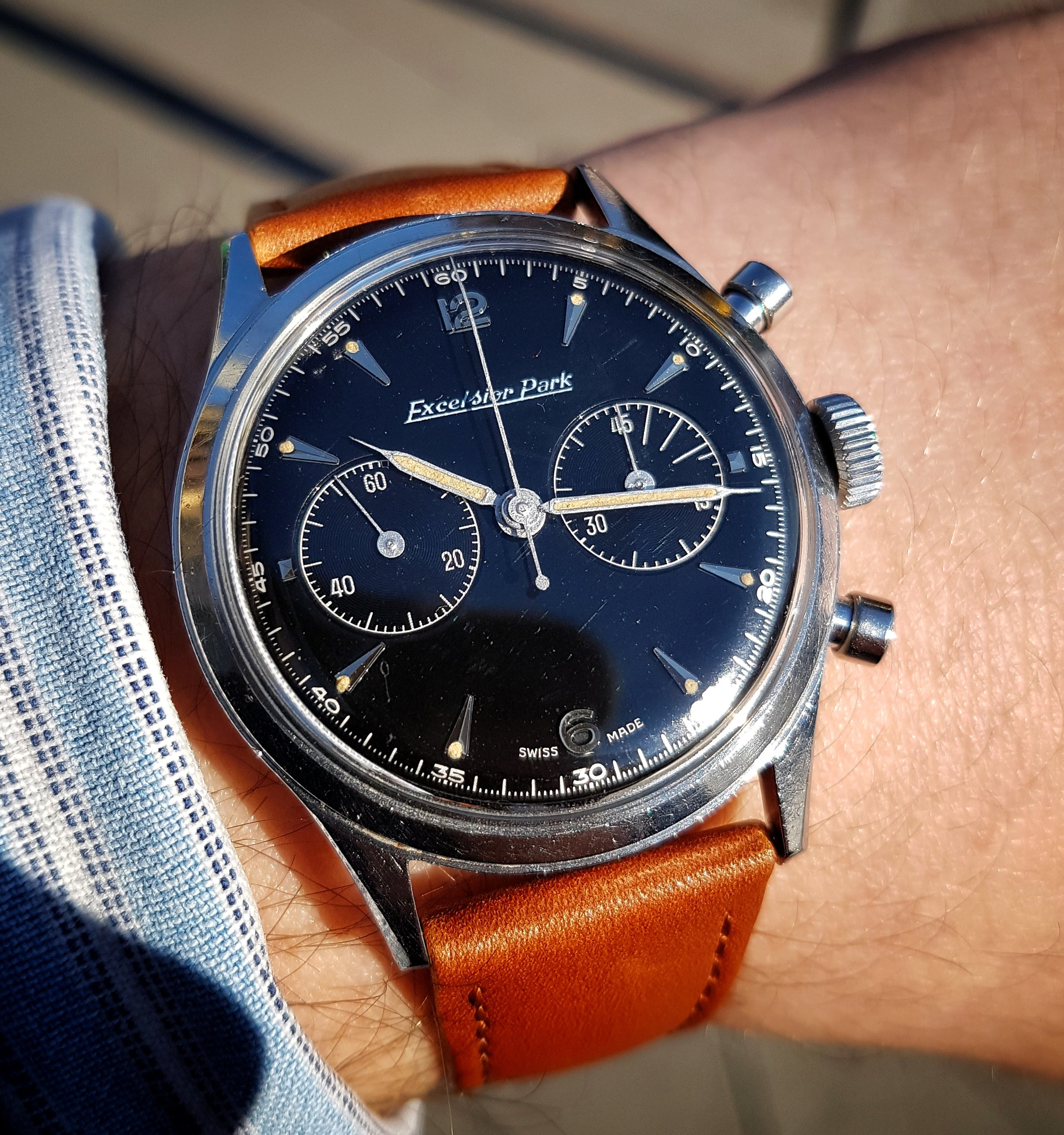 Photo courtesy of FS listing on ChronoTrader, click through for more info.