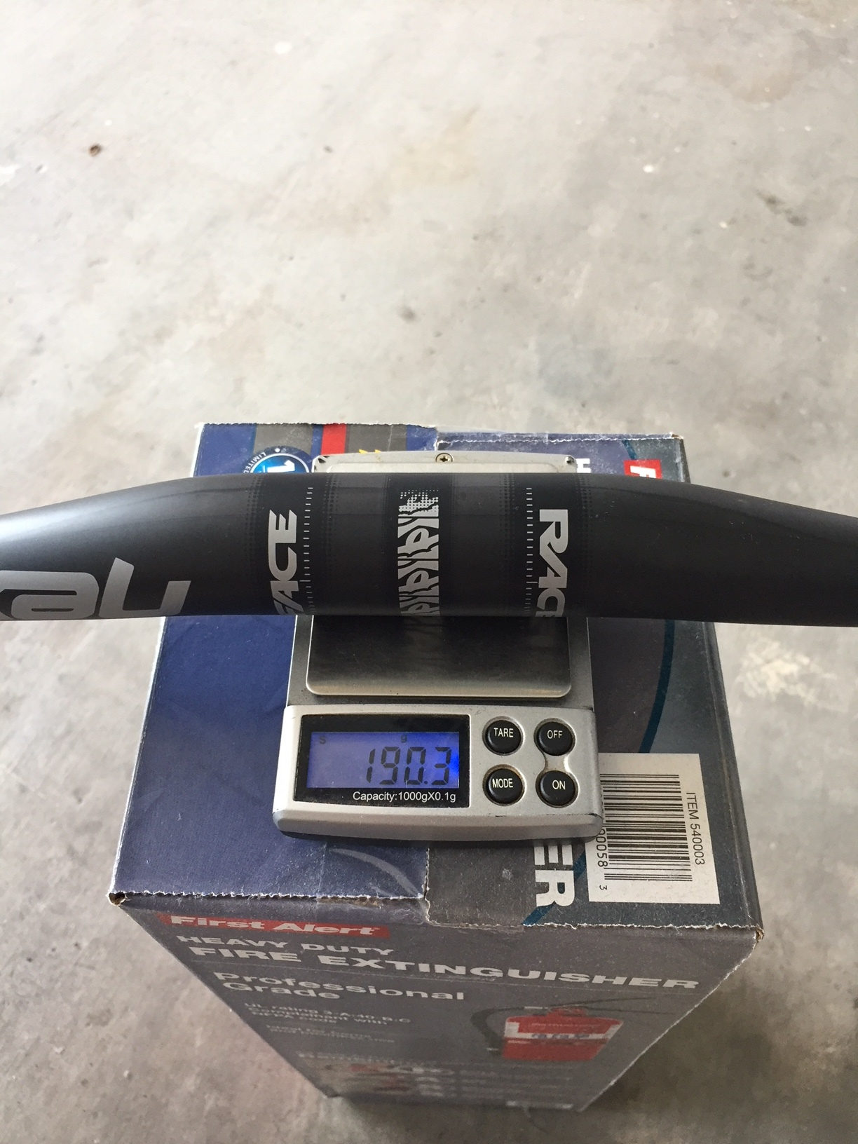 RaceFace Next 35 10mm Rise Carbon Handlebar