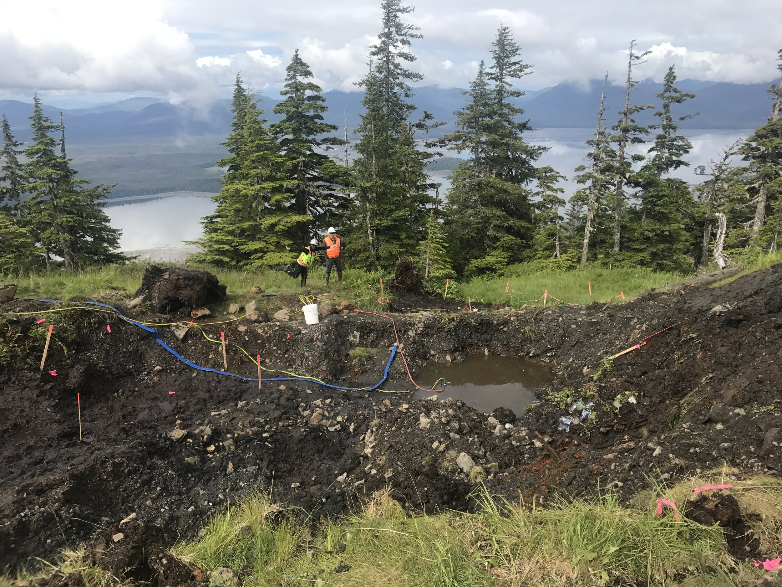 Duncan Canal, Alaska