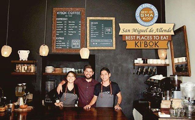 The crew at Ki'Bok SMA 😊