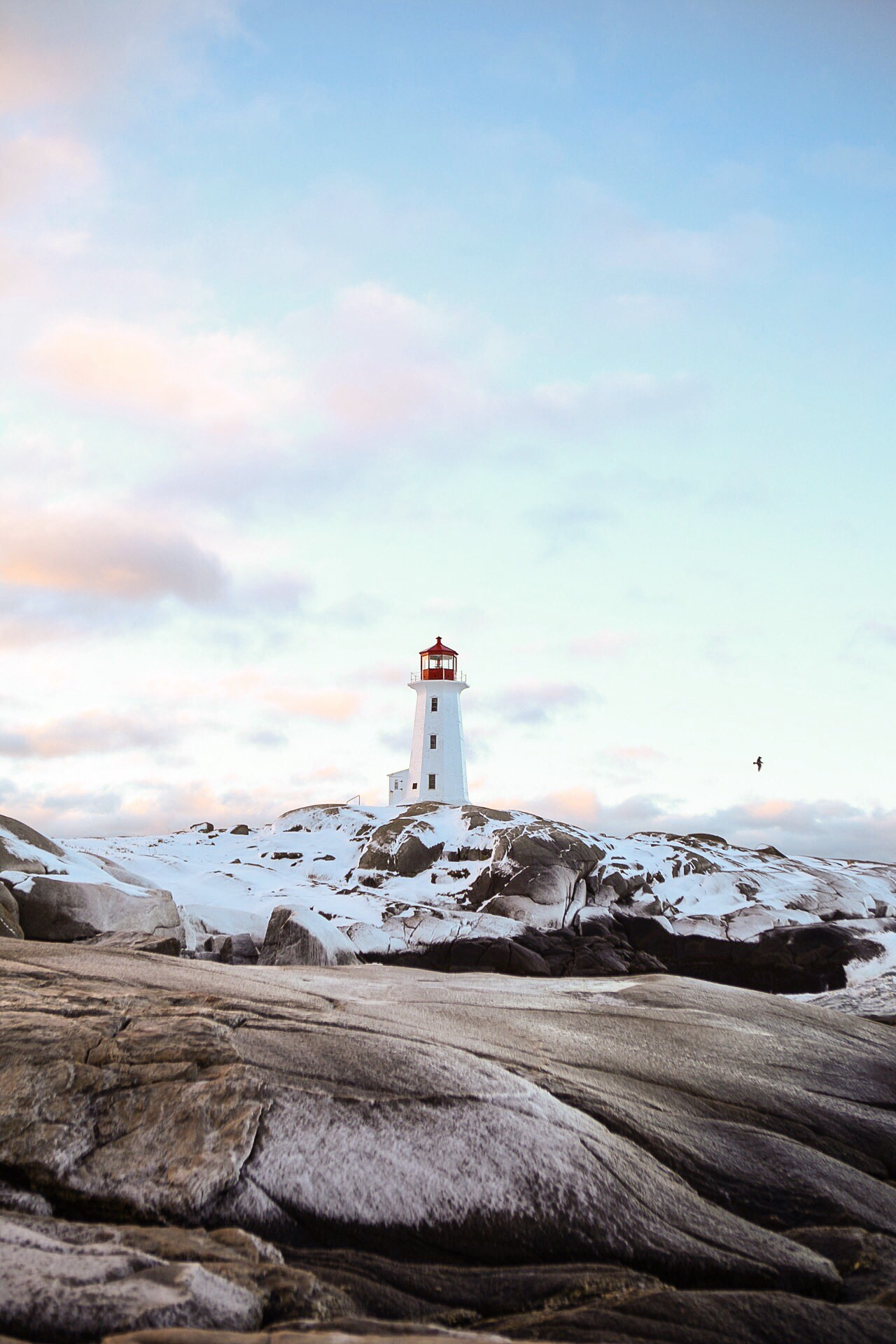 Peggy's Cove, NS.