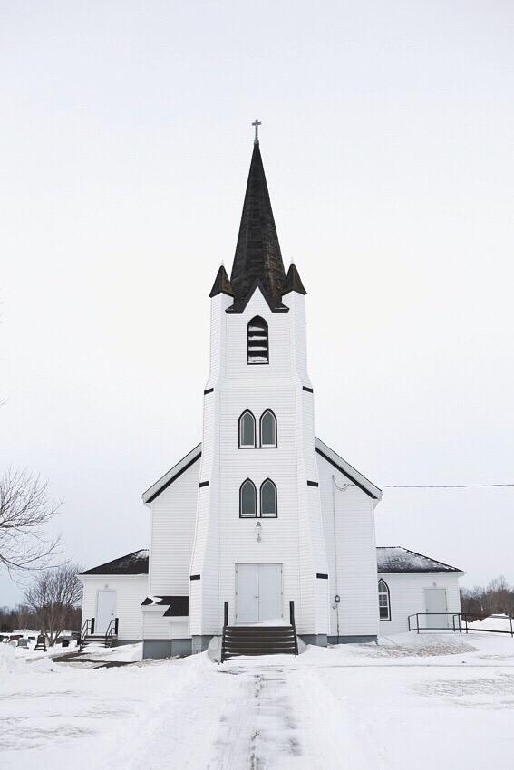 Church in PEI.