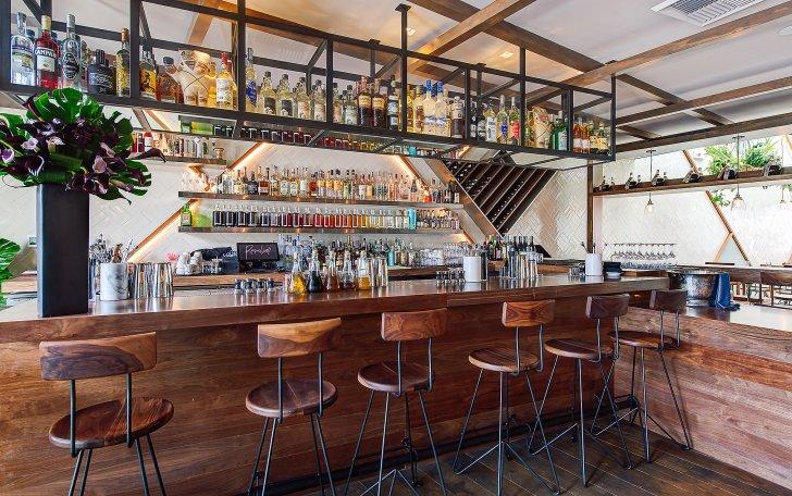 Rosaline Restaurant West Hollywood Bar