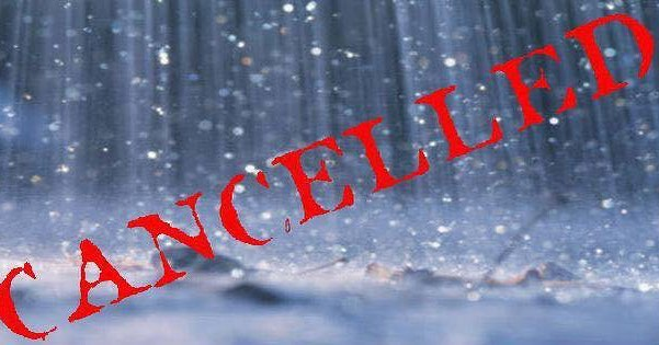 Due to spotty showers and the streets still being too wet, tonight's cruise night is CANCELLED! Our last cruise will be Tuesday, September 25!!! Fingers crossed for great weather that day, until then!  #cancelled #carshow #badweather #cruisenight